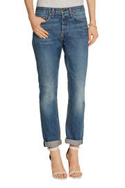 Rag & bone The Marilyn high-rise boyfriend jeans