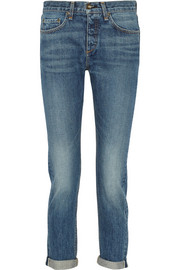 The Marilyn high-rise boyfriend jeans