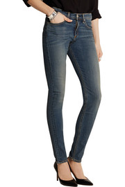 Rag & bone The Skinny high-rise jeans