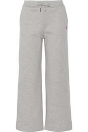 Cotton-blend fleece sweatpants