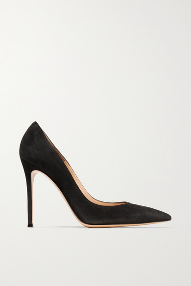 Get To Buy Suede pumps Gianvito Rossi Shop Offer Sale Online Clearance Amazing Price Sale Store bvmQ5