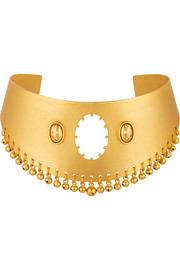 Jarama gold-plated choker