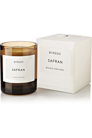 Safran scented candle