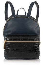 Elizabeth and James Cynnie leather backpack