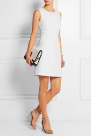 Diane von Furstenberg Carrie stretch-ponte mini dress