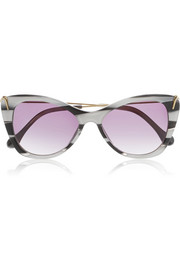 Elizabeth and James Fillmore cat eye sunglasses