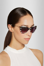 Fillmore cat eye sunglasses