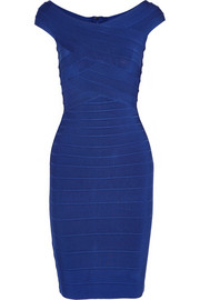 Hervé Léger Tayler bandage dress
