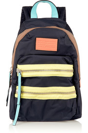 Marc by Marc Jacobs Domo Arigato mini canvas backpack