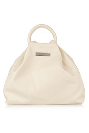 Hangin Round medium leather tote