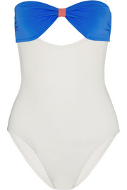 The Poppy cutout swimsuit