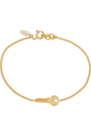 Finds + Wouters & Hendrix gold-plated bracelet