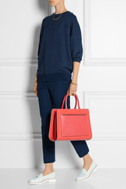 Victoria Beckham The City Victoria large leather tote