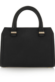 Victoria mini leather tote