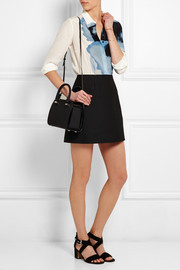 Victoria Beckham Victoria mini leather tote