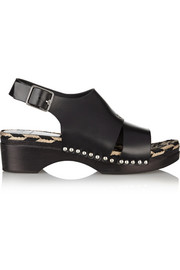 Addition Joplin studded leather sandals