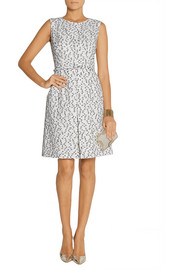 Oscar de la Renta Tweed dress