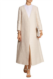 Talico cotton-blend coat