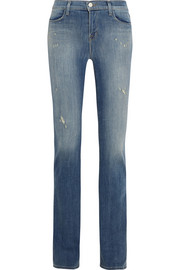 Remy high-rise bootcut jeans