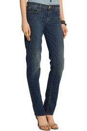 J Brand Jude low-rise skinny jeans