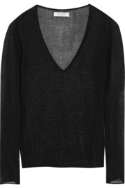 Zilio cotton-blend sweater