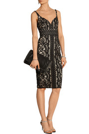 Lover Poppy lace dress