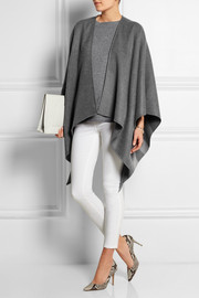 Burberry Shoes & Accessories Merino wool cape
