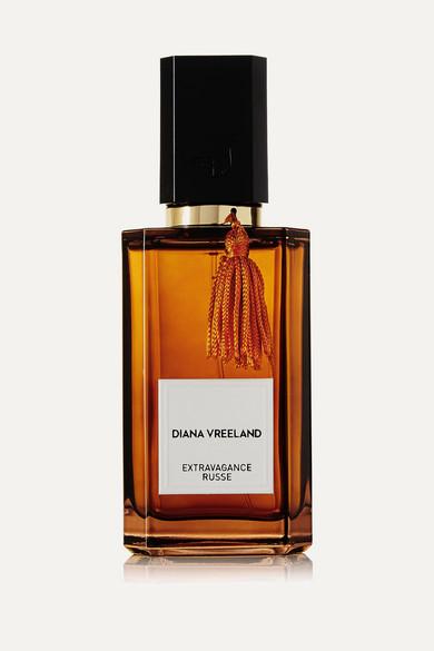 DIANA VREELAND PARFUMS Extravagance Russe Eau De Parfum - Rich Ambers & Rare Resins, 100Ml in Colorless