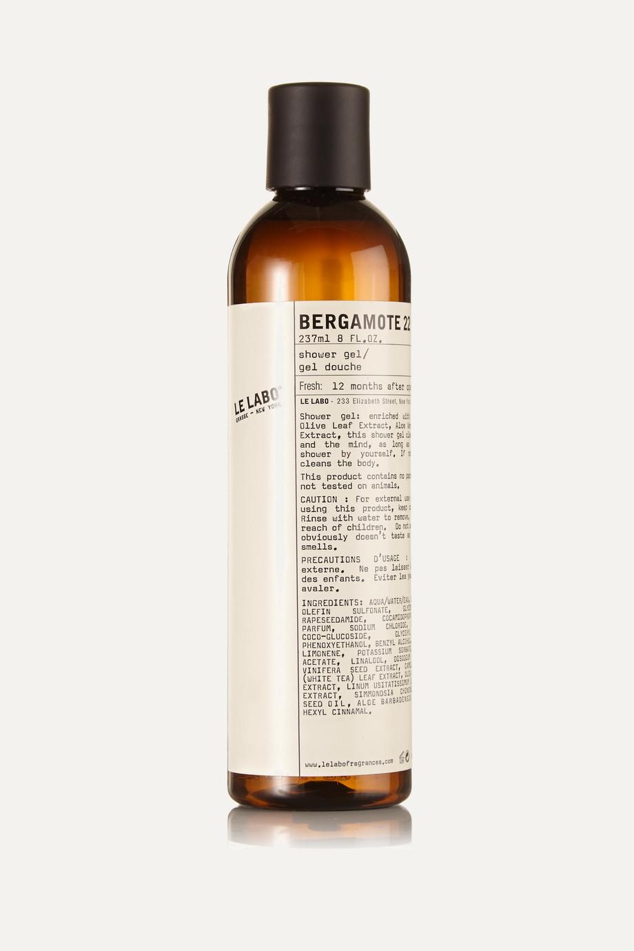 Le Labo Bergamote 22 Shower Gel, 237ml – Duschgel