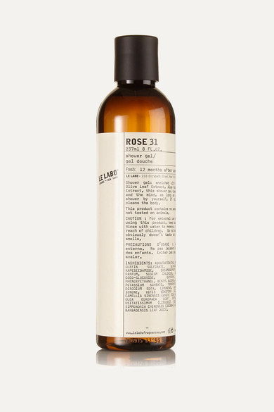 Rose 31 Shower Gel, 237Ml - One Size, Colorless