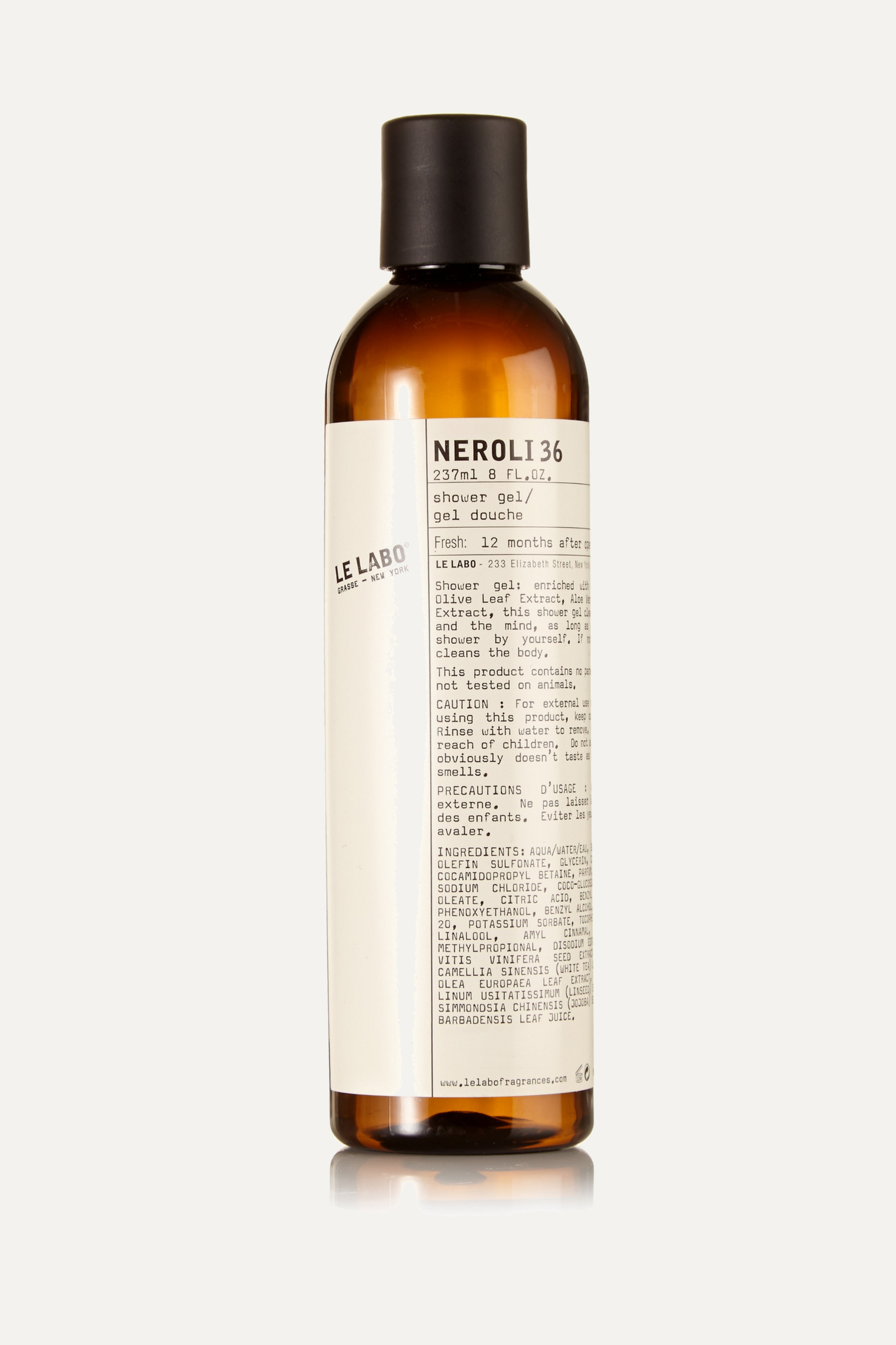 Le Labo Neroli 36 Shower Gel, 237 ml – Duschgel