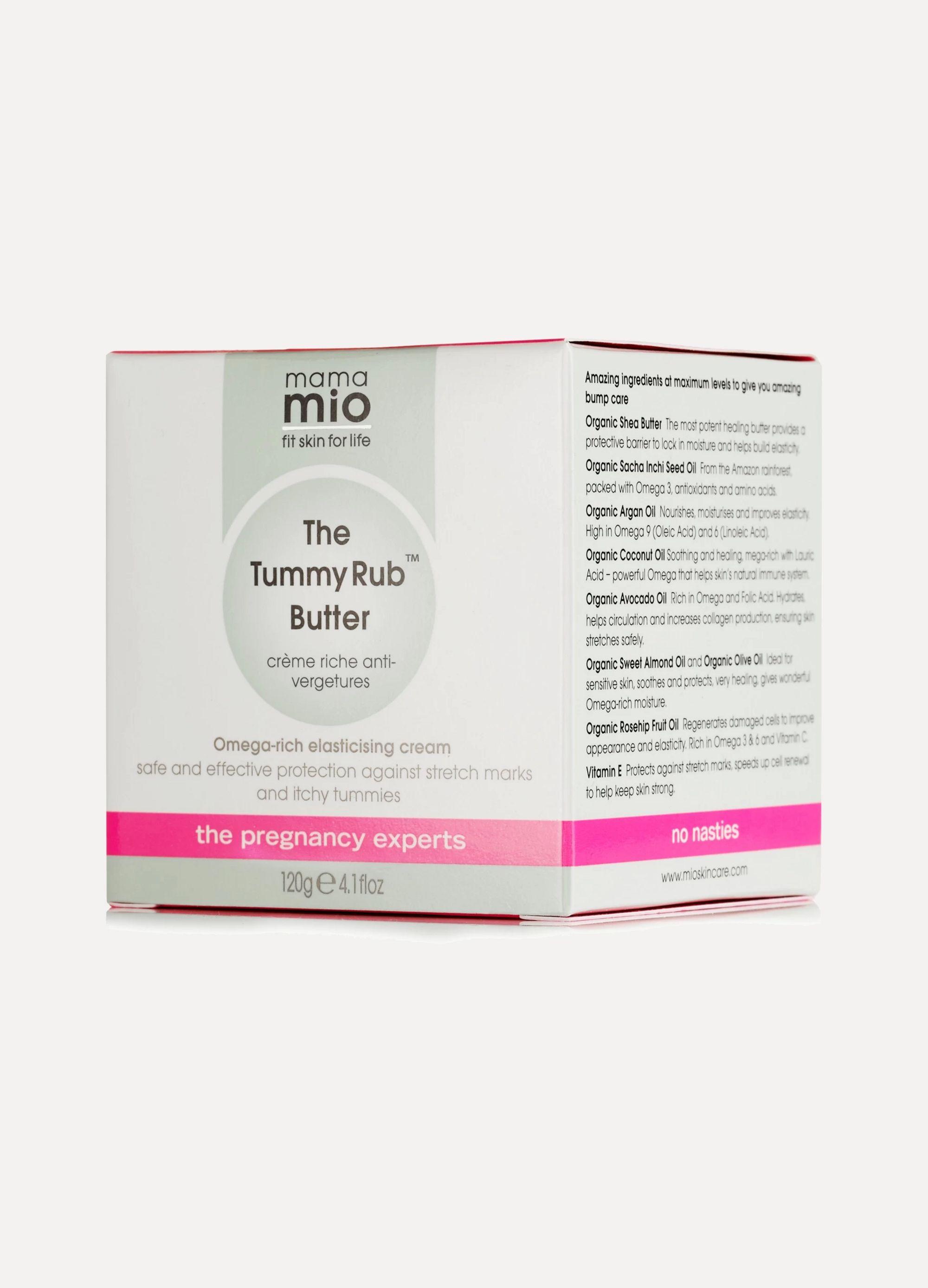 Mama Mio Crème anti-vergetures The Tummy Rub Butter, 120g