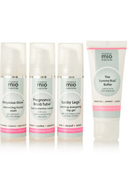 Mama Mio Pregnancy Essentials Kit, 4 x 30ml