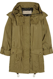 Burberry Brit Packaway shell parka