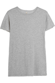 Micro Modal and Supima cotton-blend T-shirt