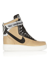 Nike + Riccardo Tisci Air Force 1 leather sneakers