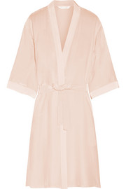 Mimi Holliday by Damaris Puffin silk crepe de chine robe