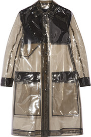 Grayson PVC raincoat
