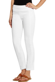 Donna Karan Cropped high-rise skinny jeans