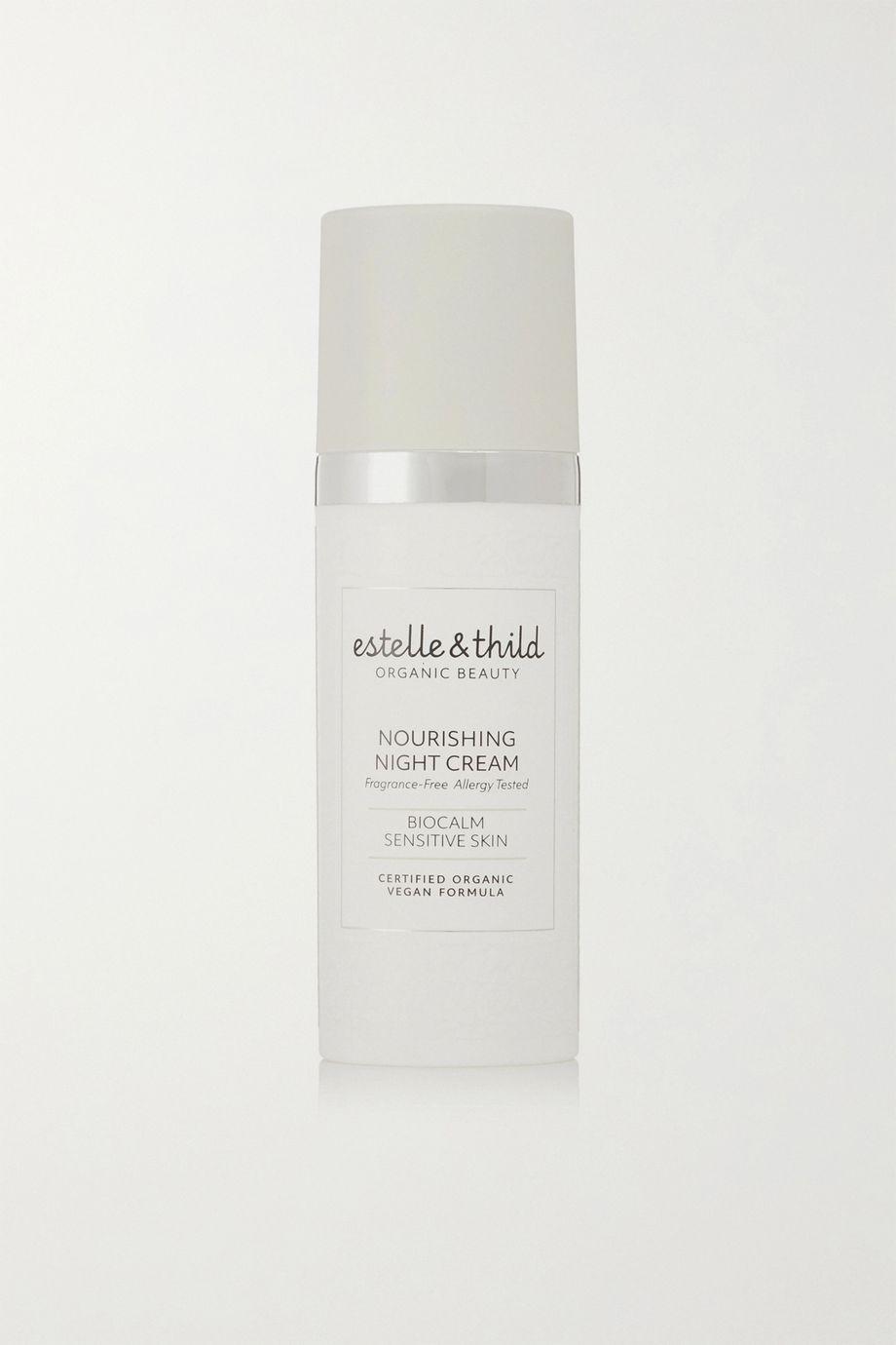 Estelle & Thild BioCalm Extra Nourishing Night Cream, 50ml