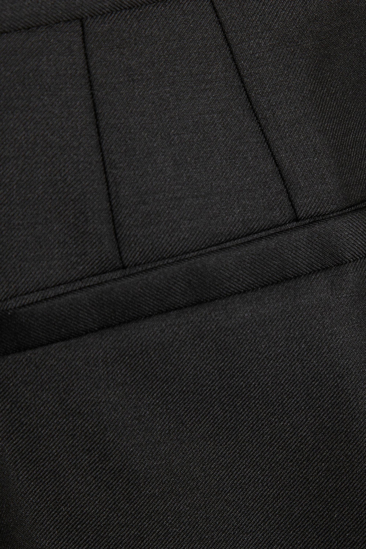 Joseph Pantalon slim en laine sergée Kong Super100