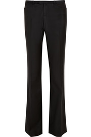 Joseph Rocker Super 100 wool-twill straight-leg pants