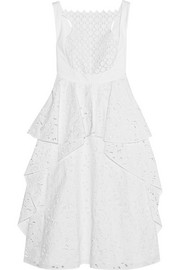 Briley broderie anglaise cotton dress