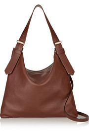 Krush leather shoulder bag