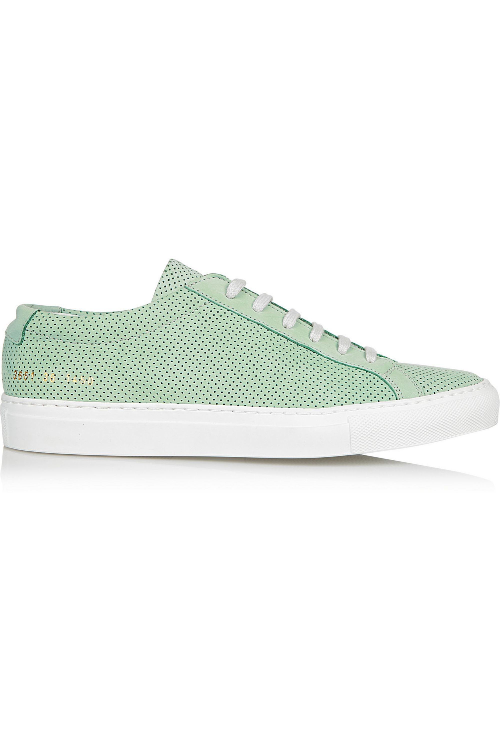 common projects mint green