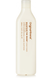 Original & Mineral Maintain The Mane Conditioner, 350ml