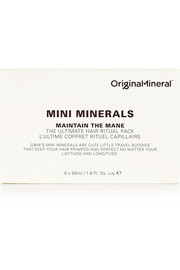Maintain the Mane The Ultimate Hair Ritual Pack, 5 x 50ml