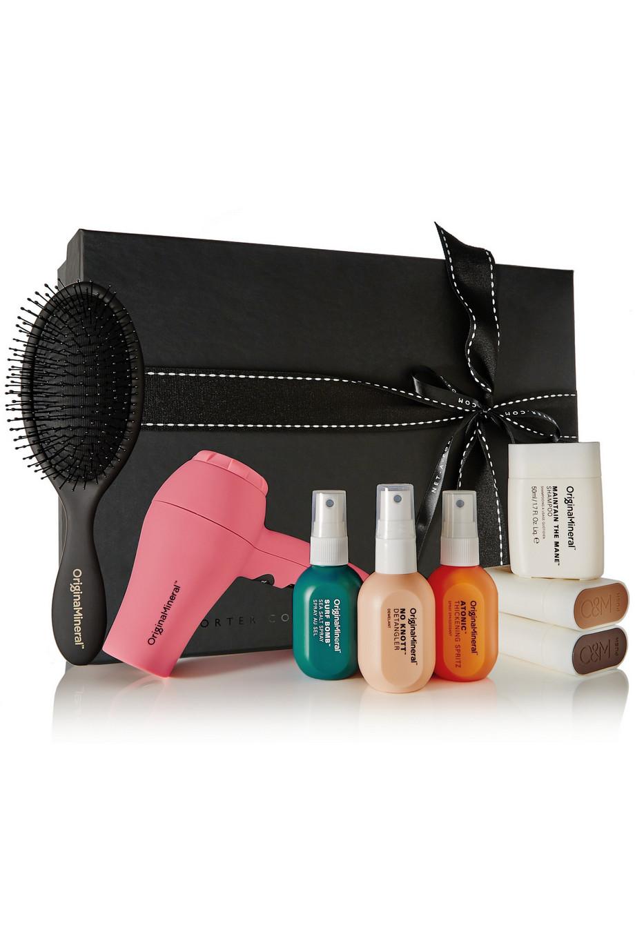 Hair Travel Essentials Set, by Original & Mineral