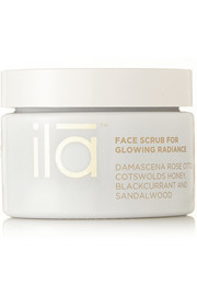 Ila Face Scrub For Glowing Radiance, 50g