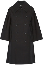 Junya Watanabe Coated cotton trench coat
